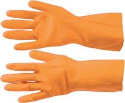 Перчатки хозяйственные с хб напылением «Эльф»