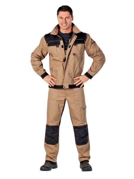 Костюм для водителей: куртка+полукомбинезон