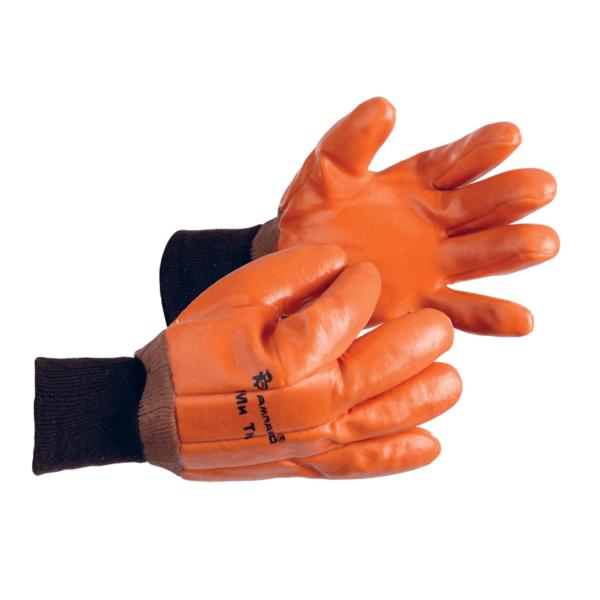 Перчатки «Арктика» МБС, утепленные, резинка