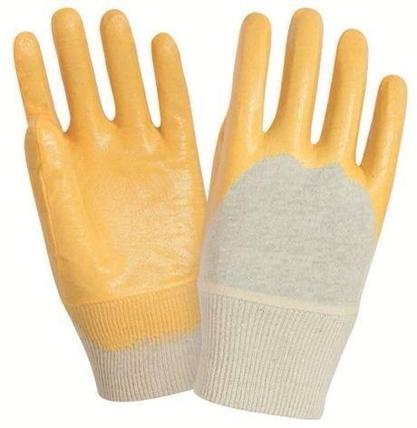 Перчатки нитриловые с облегченным покрытием