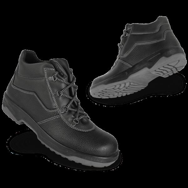 Ботинки кожаные «Прогресс»