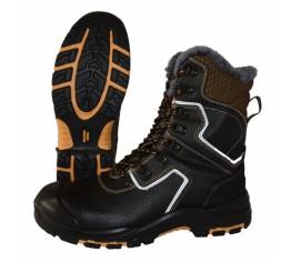 Ботинки «PERFECT PROTECTION» с высоким берцем. Зима