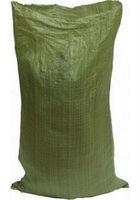 Мешок зеленый полипропиленовый 55*95, вес 52 гр.