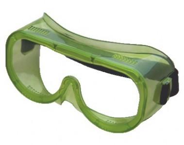 Очки с прямой вентиляцией