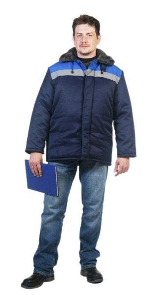 Куртка утепленная «Бригадир»